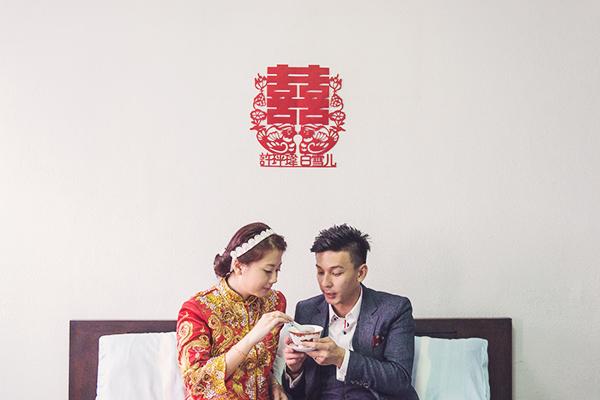 Ping Wei & Xue Er